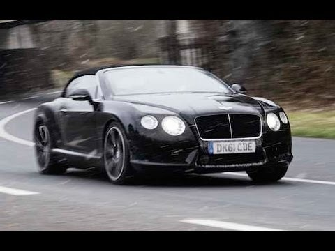 evo Diaries- Bentley Continental V8 GTC video review, evo's Editorial Director and founder Harry Metcalfe heads to a not so sunny Spain to drive Bentley's latest convertible.