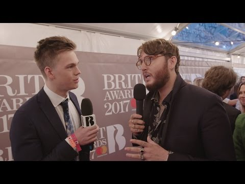 Caspar Lee - 'What The Duck?' Red Carpet Special   The BRITs 2017