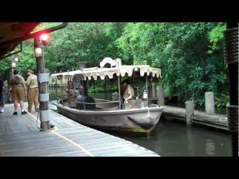 WDW Magic Kingdom Jungle Cruise June 23, 2012