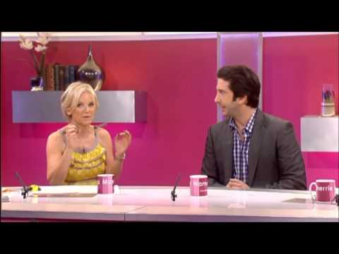Loose Women  David Schwimmer