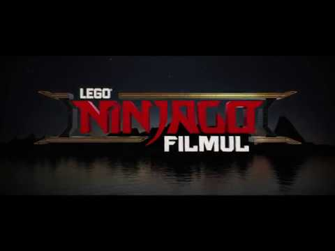 Trailer dublat LEGO Ninjago: filmul
