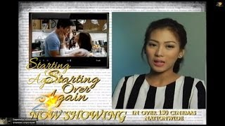 Starting Over Again (Alex Gonzaga, Angelica Panganiban)