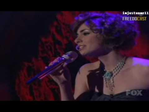 Siobhan Magnus -  Paint It Black Top 12 American Idol 9