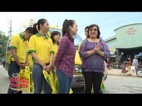 Tập 2 - Bếp Yêu Thương 2014 - Bếp ăn từ thiện Bệnh viện đa khoa huyện Chợ Lách, Bến Tre
