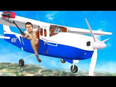 पायलट सेल्फी मिनी उड़ान Pilot Selfie Mini Flight Funny Comedy Video हिंदी कहानिया Hindi Kahaniya