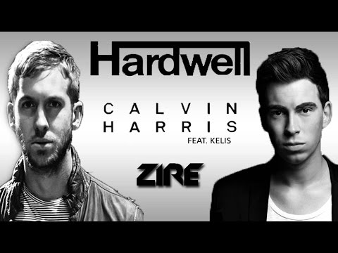 Hardwell vs Calvin Harris   Countdown vs C U B A  M1ke007 Remix