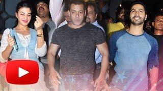 baaghi film success meet, baaghi movie, tiger shroff, shraddha kapoor