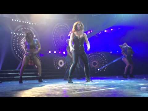 Gimme More + Break The Ice - Britney Spears : Piece Of Me Las Vegas - 2/14