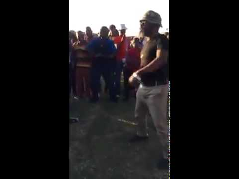 Old man dancing in South Africa - crazy Killer Dance moves