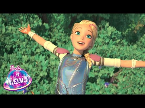 Barbie z planety Para Den