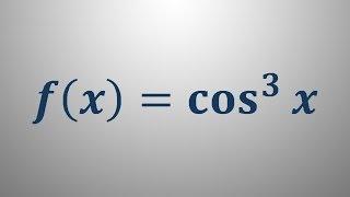 Odvod trigonometrične funkcije 8