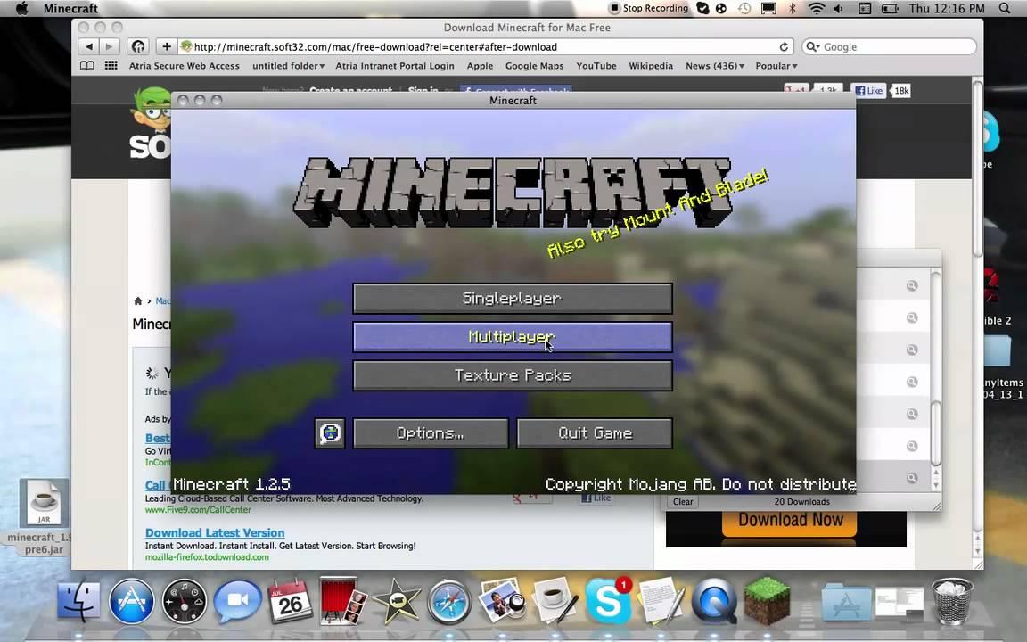 Soft32 Minecraft