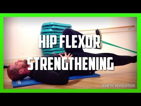 hip flexors jogging speed