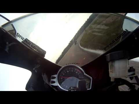 GoPro Hero HD Anderstorp 2011-05-31 Honda CBR1000RR