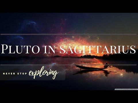 Astrology   PLUTO IN SAGITTARIUS   Raising Vibrations