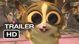 Madly Madagascar DVD Release TRAILER 1 (2013) Valentines