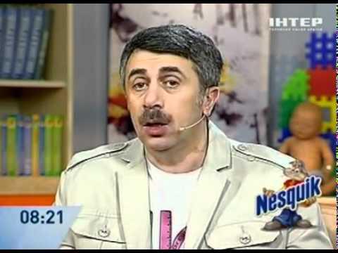 Ночная потливость у детей: школа доктора Комаровского