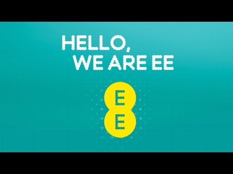 EE - Presenting 4GEE and Fibre Broadband