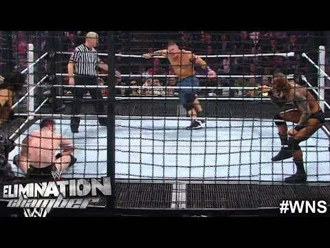 WWE Elimination Chamber 2014: Highlights/Results PREDICTIONS | Elimination Chamber February 23 2014