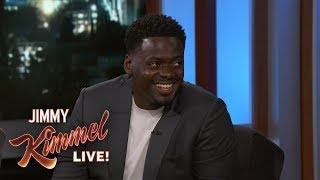 Daniel Kaluuya's Stance on Pizza Will Shock & Horrify You