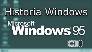 Historia Windows Windows 95