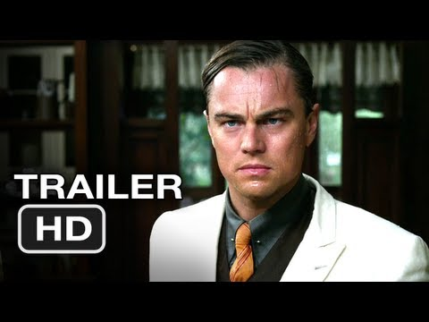 GREAT GATSBY Trailer (2012) Movie HD, Subscribe to TRAILERS: http://bit.ly/sxaw6h Subscribe to COMING SOON: http://bit.ly/H2vZUn GREAT GATSBY Trailer (2012) Movie HD From the uniquely imaginative...