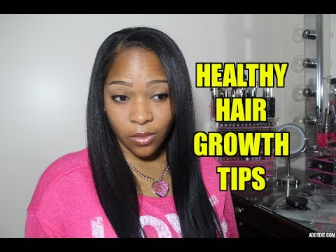 11 Tips To Healthy Hair Growth