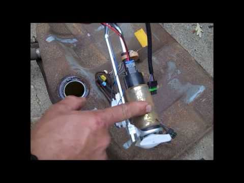Vehicle DIY Tip #3 - Fuel Line and Sender Repair