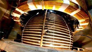 Spinning Sphere of Molten Sodium