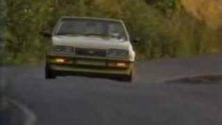 80's Chevrolet Cavalier Commercial