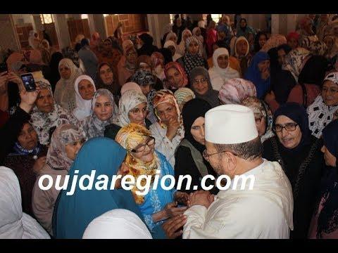 العلامة بنحمزة يكشف أمام 2000 امرأة الواقع الحقيقي لنساء المغرب