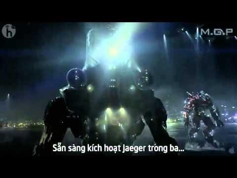 Xem phim hành động Quái vật khổng lồ - Pacific Rim 2013 - Trận Chiến Thái Bình Dương