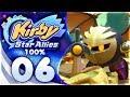 META KNIGHT ATTACKS Kirby Star Allies 100 Walkthrough Planet Popstar Part 6
