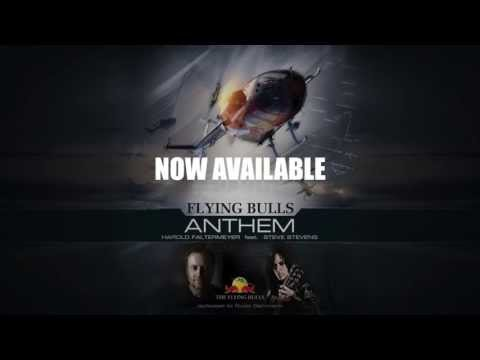 HAROLD FALTERMEYER feat. STEVE STEVENS - FLYING BULLS ANTHEM - NOW AVAILABLE !