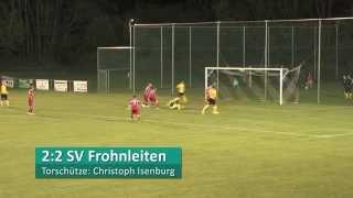 SV Frohnleiten - FC Gleisdorf 09