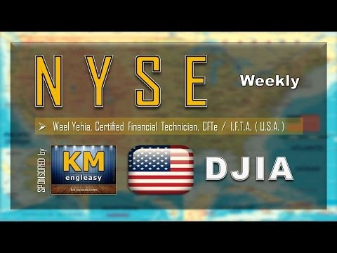 NYSE | DJIA | Weekly ( 26 - 30 May 2014 )
