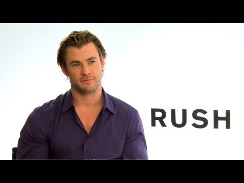'Rush' Chris Hemsworth Interview