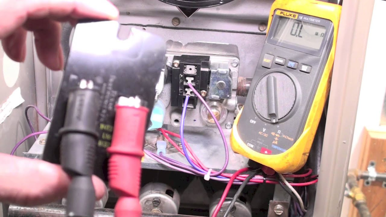 Troubleshooting The Limit Switch On The 80 Afue Gas