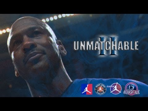 MICHAEL JORDAN UNMATCHABLE 2
