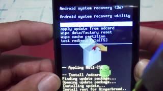 Root Samsung Galaxy Ace Muy Fácil