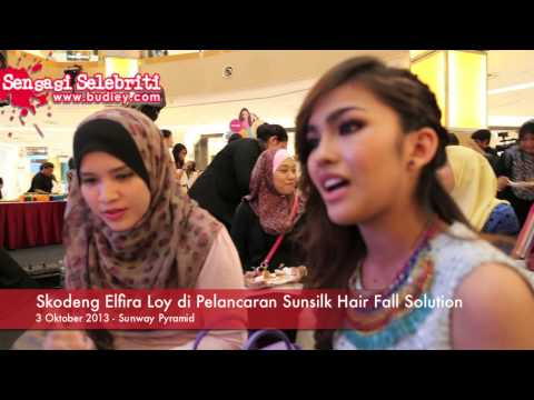 Video Skodeng Elfira Loy