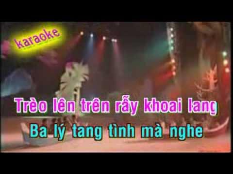 Hò ba lý 2 - karaoke
