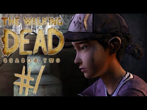 The Walking Dead:Season 2 - Episode 2   PART 1 - A HOUSE DIVIDED