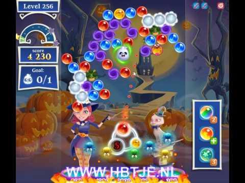 Bubble Witch Saga 2 level 256