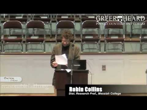 Greer Heard Forum: Robin Collins -