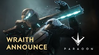 Paragon - Wraith Announce