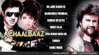 """Chaalbaaz"" Movie Full Songs Sunny Deol, Sridevi"