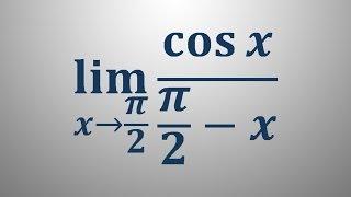Limita trigonometrične funkcije 15