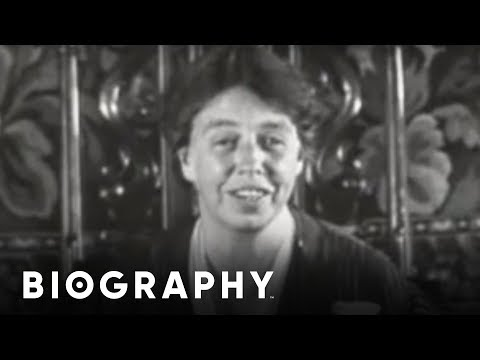 Mini BIO - Eleanor Roosevelt