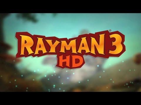 Rayman 3 в HD!